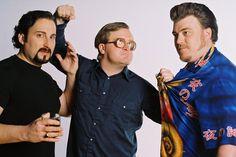 Ricky, Julian & Bubbles | On tour!