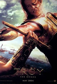 2004 Movies | Troy Movie Poster #4 - Internet Movie Poster Awards Gallery