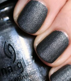 China Glaze Hunger Games - Stone Cold