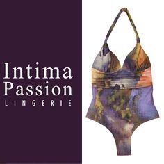 Elegante, sofisticado perfeito para você curtir a nova estação ... Coleção Beach Intima Passion Lingerie !