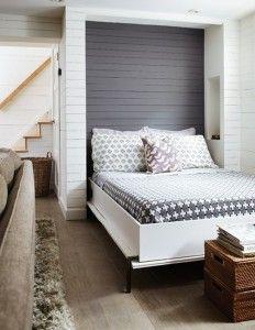 Foldable Bed Hidden Small Space Solution Kokopelia Tiny Bedroom