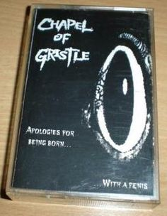 Before 'Dying Of The Light' there was 'Chapel Of Gristle' Dying Of The Light, Lighting, Lights, Lightning