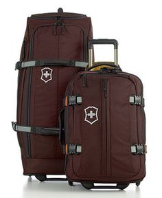 http://www.specialtyluggage.com blog: Victorinox Luggage: A Brand Within A Brand. Read full article here >> http://travelguideandaccessories.weebly.com/victorinox-luggage-a-brand-within-a-brand.html