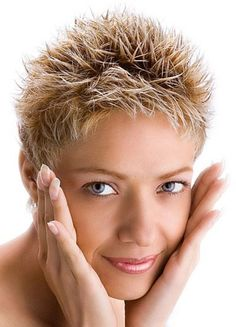 super short haircuts for women 7 - Short Haircuts 2015