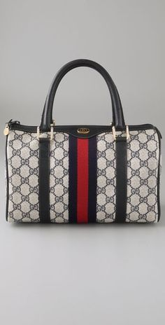 Still have my Gucci bag my brother brought me back from Italy in the early 80s. LOVE!