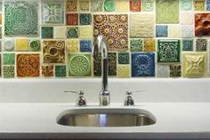 Easy Kitchen Makeovers: Beautiful Backsplash Ideas to Steal (Part 1) | At Home - Yahoo Shine