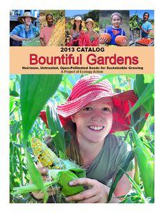 10 Free Vegetable Gardening Catalogs - Faith Filled Food for Moms