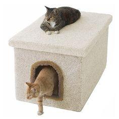 Millers Cats Cat Litter Box $119.99 Http://www.purfectpetsmarket.com/
