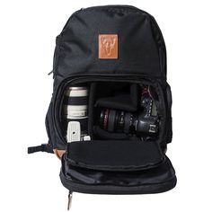 This stylish camera backpack is the best everday camera bag for students. Each student photography backpack includes removable camera bag insert! Camera Hacks, Camera Gear, Stylish Camera Backpack, Camera Bag Backpack, Camera Bag Insert, Gadgets, Photography Camera, Photography Tools, Photography Accessories
