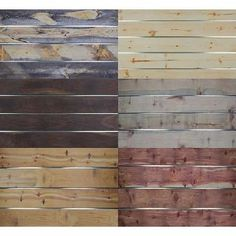 SlatTex Textured Slatwall Panels - Wood