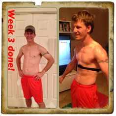 #noweights #noproblem ! Only three weeks in and getting #shredded from my #new #workout I #love it! Tell me what you think.
