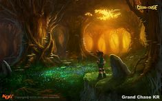 Floresta Elfica