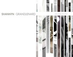 #ClippedOnIssuu from Shannyn Grandlienard Interior Design Portfolio
