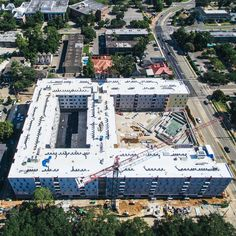 "Aerial Tallahassee on Instagram: ""Development continues in @tlhdowntown! #IHeartTally"""
