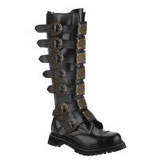 Steampunk boots