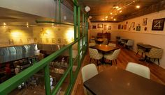 An interior view of Liberty Kitchen at the Treehouse,  963 Bunker Hill Rd., is shown Thursday, Sept. 15, 2016, in Houston.  ( Melissa Phillip / Houston Chronicle ) Photo: Melissa Phillip, Staff / © 2016 Houston Chronicle