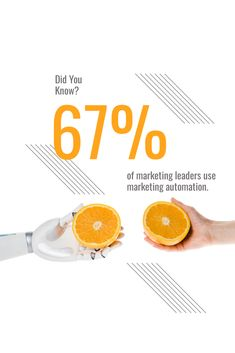 Do you have a Bot? other automation? If you want to be a marketing leader you have to automate! #internetmarketing