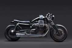 Venier Customs: кастом Moto Guzzi California