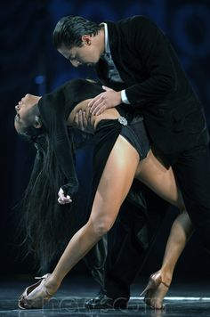 Tango Dance... Passion to music.....