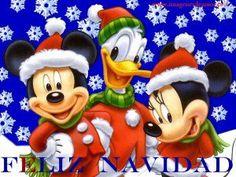 5 Imagenes de navidad con dibujos animados - http://www.imagenesdeamor.pro/2014/11/imagenes-de-navidad-con-dibujos-animados.html