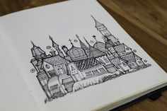 Sketchbook 2010 by Tommy Chandra, via Behance