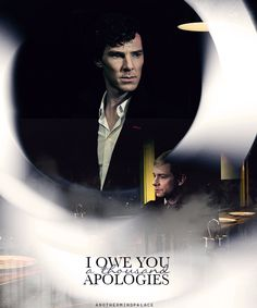 """""""My dear Watson,"""" said the well-remembered voice, """"I owe you a thousand apologies. I had no idea that you would be so affected."""""""