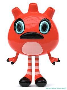 A Impressionante Toy Art 3D de Hiroshi Yoshii   Criatives   Blog Design, Inspirações, Tutoriais, Web Design