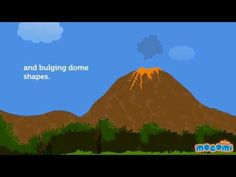 What is a Volcano? Facts & Information | Mocomi Kids - YouTube -- /explore/volcano-projects/   BACK  Pinterest