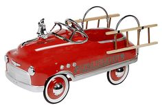 Fire Fighter Comet Sedan, Red on OneKingsLane.com