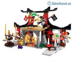 Ninjago 215 dílků kompatibilní s Lego