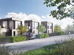 Nový projekt: TOP REZIDENCE POMEZÍ řadový dům - Bogle architects (UK)