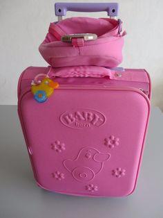 Baby Born Trolly mit Puppensitz - pink von Zapf Creation   Spielzeug, Puppen & Zubehör, Babypuppen & Zubehör   eBay!