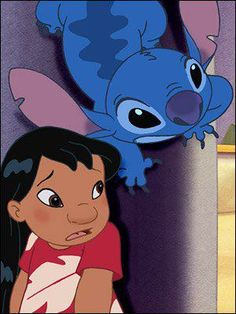 Lilo and Stich Disney Pixar, Arte Disney, Disney And Dreamworks, Disney Love, Disney Magic, Disney Characters, Lilo And Stitch 2002, Lilo Et Stitch, Stich Disney