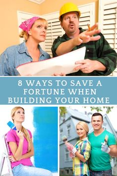 8 Easy Ways to Save a Fortune on Building Your Home - Stay at Home Mum
