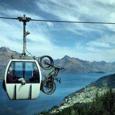 Take the #bike to new heights