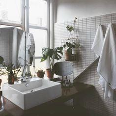 ◊ Vores Badeværelse