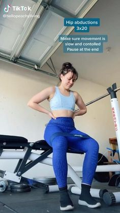 Gym Workout Videos, Butt Workout, Workout Plans, Summer Body Workouts, Easy Workouts, Slim Thick Workout, Bikini Fitness, Fitness Workout For Women, Workout Challenge