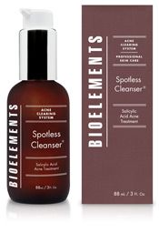 Bioelements Spotless Cleanser - I use this as my daily facial cleanser.