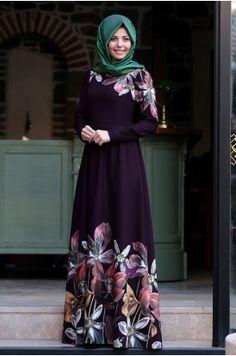 Hijab Dress, Hijab Outfit, Modest Outfits, Modest Clothing, Abaya Dubai, Islamic Fashion, Office Looks, Mode Hijab, Sweet Dress