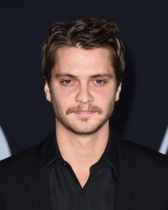 Actor Luke Grimes attends the premiere of Universal Pictures' 'Fifty Shades Darker'  at The Theatre at Ace Hotel on February 2, 2017 in Los Angeles, California.