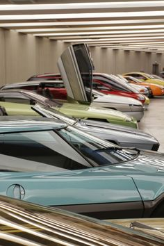 Bertone Museum - careful you don't cut yourself!