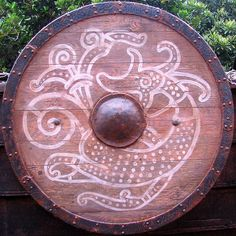 Viking Shield by Malla