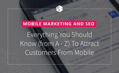 Are you optimizing your website for mobile devices? Learn the strategies, tips, and mobile SEO examples for It's time to drive traffic and sales. Internet Marketing Seo, Seo Marketing, Mobile Marketing, Content Marketing, Social Media Marketing, Digital Marketing, Social Media Apps, Social Networks, Seductive Makeup