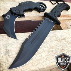 Tactical knives from Mega Knife  Shop www.megaknife.com #outdoor #knives #camping #hunting