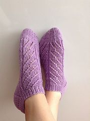 Ravelry: Milly pattern by Trude Hertaas free pattern ... fingering wgt ... no yardage given
