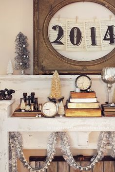 Thoughts from Alice: Symbolic New Year's Vignette