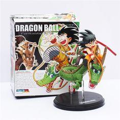 Aliexpress.com: Comprar Dragon Ball Z figuras de acción Goku Super Saiyan Dragon PVC Figuras de Acción Juguetes Muñecas Modelo de Colección de Dibujos Animados Juguetes Para Niños 12 CM de pelota de juguete fiable proveedores en Brady Trading Co., Ltd.