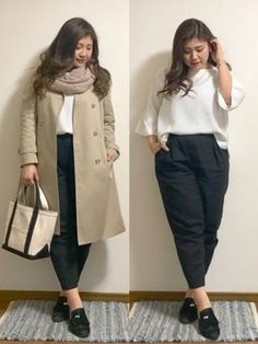 Stylish Plus Size Clothing, Plus Size Outfits, Plus Size Fashion, Curvy Girl Outfits, Casual Outfits, Fashion For Chubby Ladies, Cute Fashion, Fashion Outfits, Fashion Fall