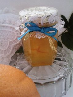 Lace Shabby-Chic Wedding Jam Favor/ Summer WEDDING / 50 two ounce jars/Flavor-Color-Ribbon choice on Etsy, $147.50