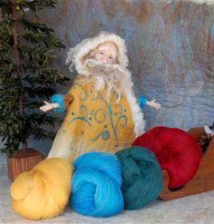 Sarafina Old World Santa 1 oz